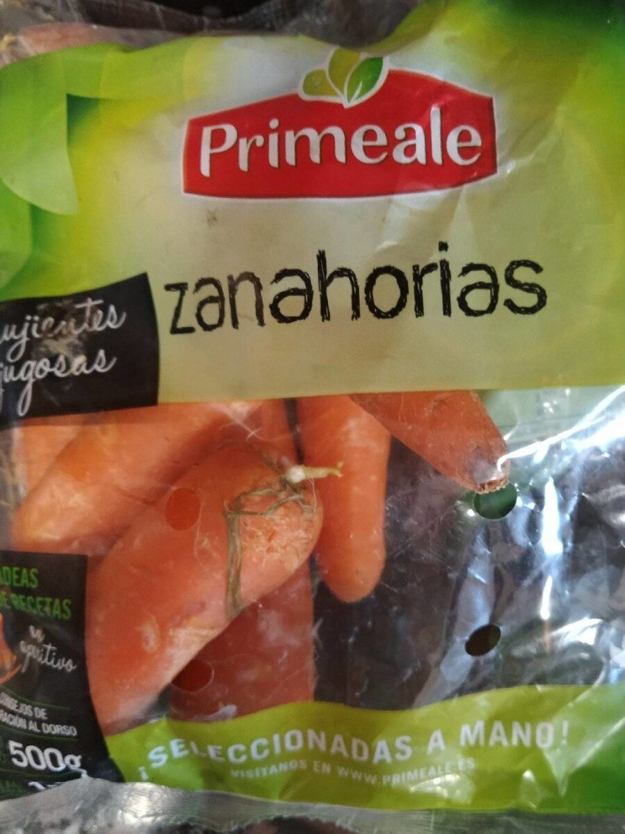 Zanahorias Priméale - Producto - es