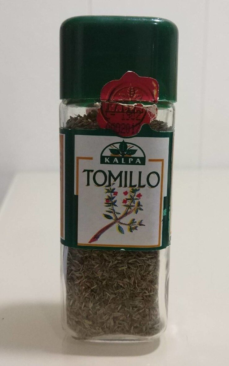 Tomillo - Product