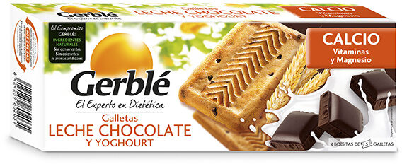 Galleta Gerblé Leche chocolate - Product
