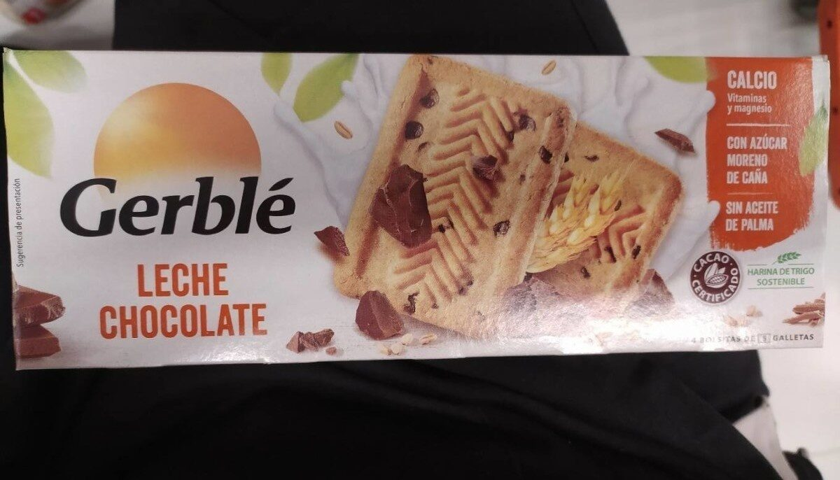 Leche Chocolate - Product - es