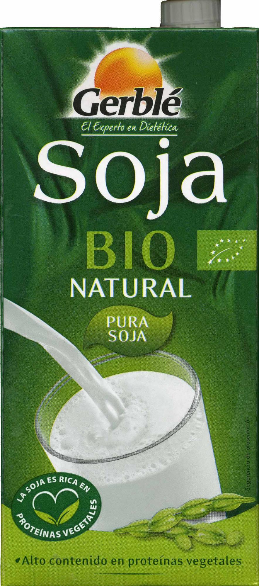 Bebida de soja ecológica - Producte - es