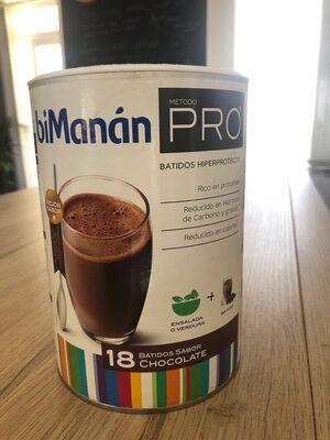 BiManán Pro Chocolate - Product