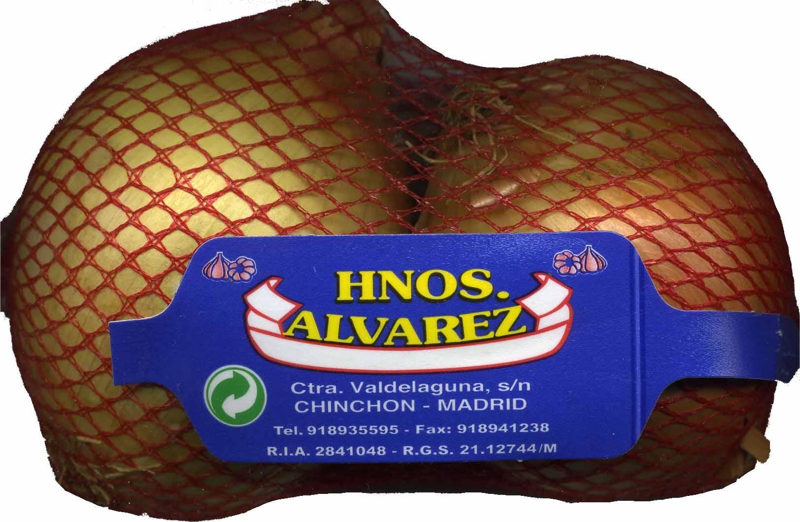 """Cebollas """"Hermanos Álvarez"""" - Producto"""