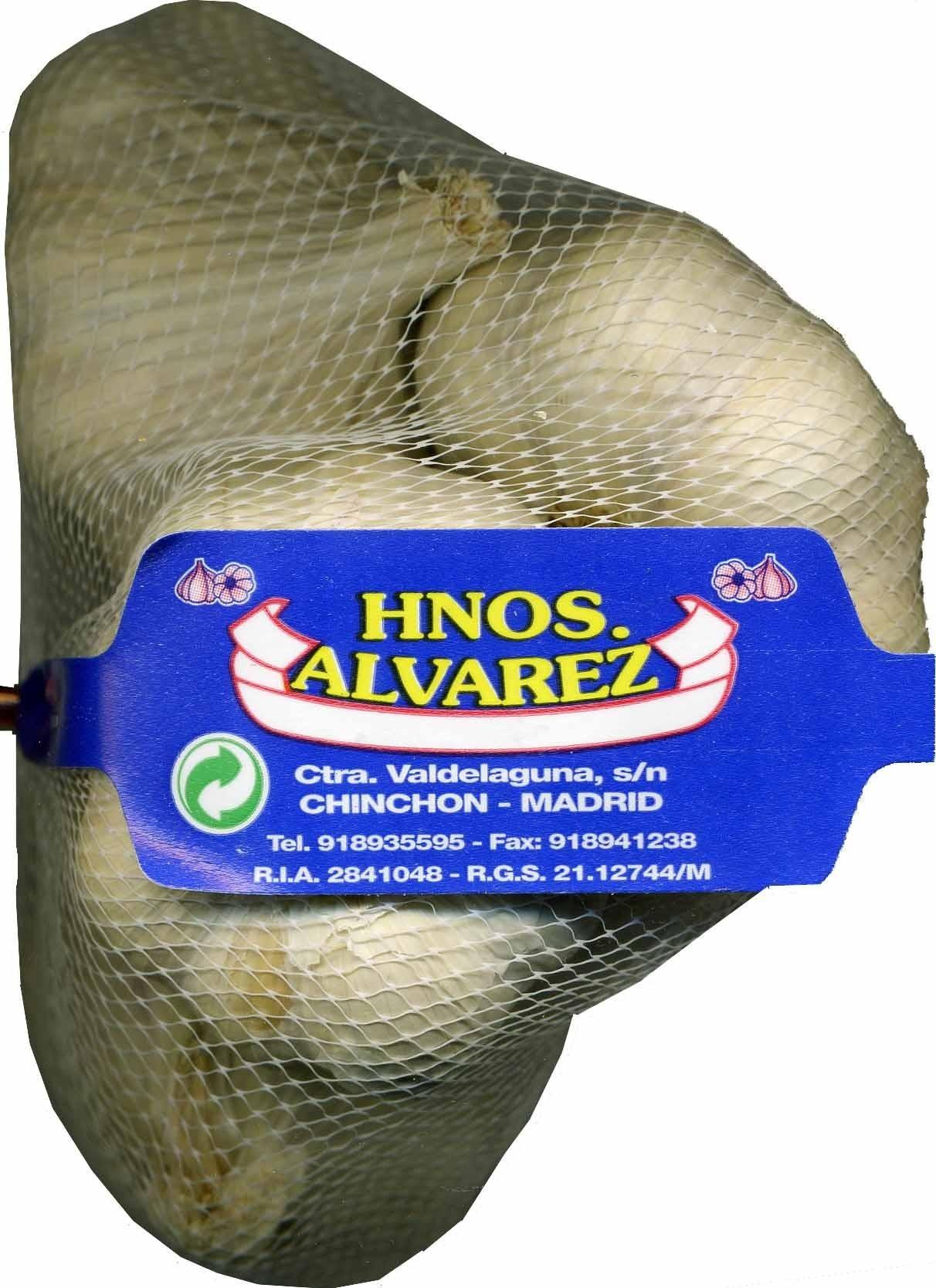 """Ajos """"Hermanos Álvarez"""" Blanco - Producto - es"""