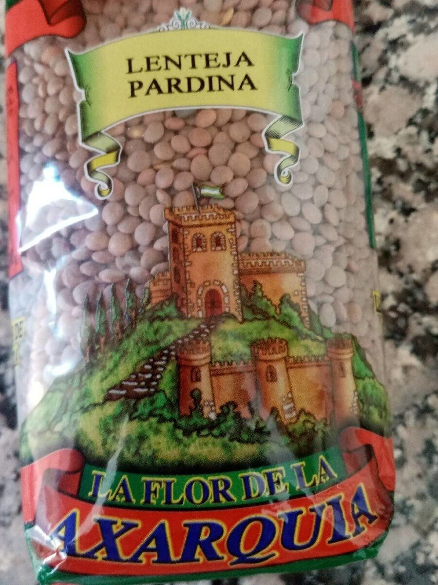 Lenteja Pardina - Producto - es