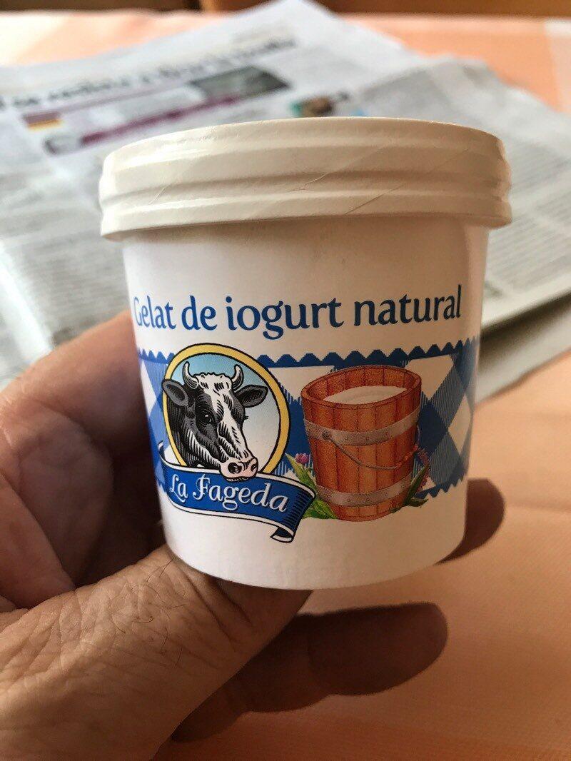 Gelat de iogurt natural - Product