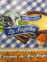 Crema La Fageda - Product