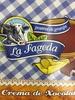 La Fageda crema de chocolate - Producto