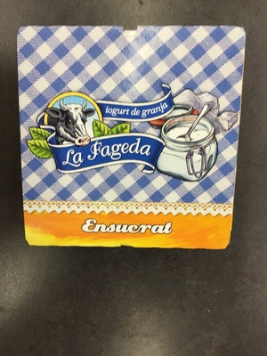 La Fageda - Product