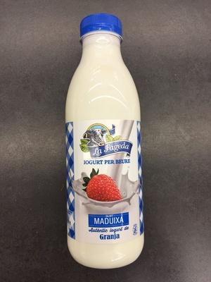 Iogurt per beure - Product