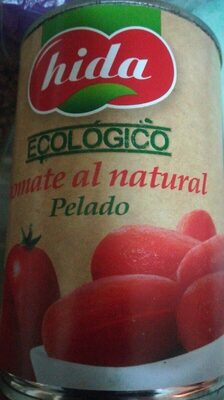 Tomate al natural pelado - Produit