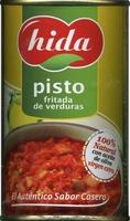 Pisto - Producte