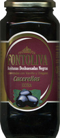 "Aceitunas negras deshuesadas ""Fontoliva"" Variedad Cacereña - Produit"