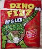Dino Fizz dip & lick - Produto