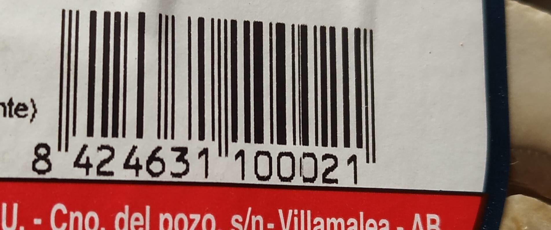 CHAMPIÑONES LAMINADOS - Informació nutricional - es