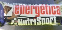 Nutrisport Snack Energètica 24 Units - Produit - es