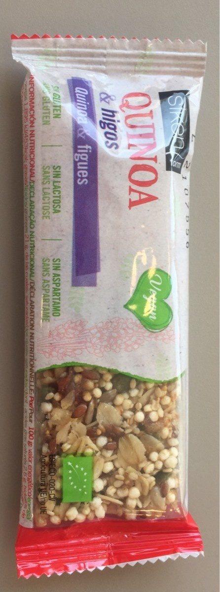 Siken Quinoa e Figos - Produit