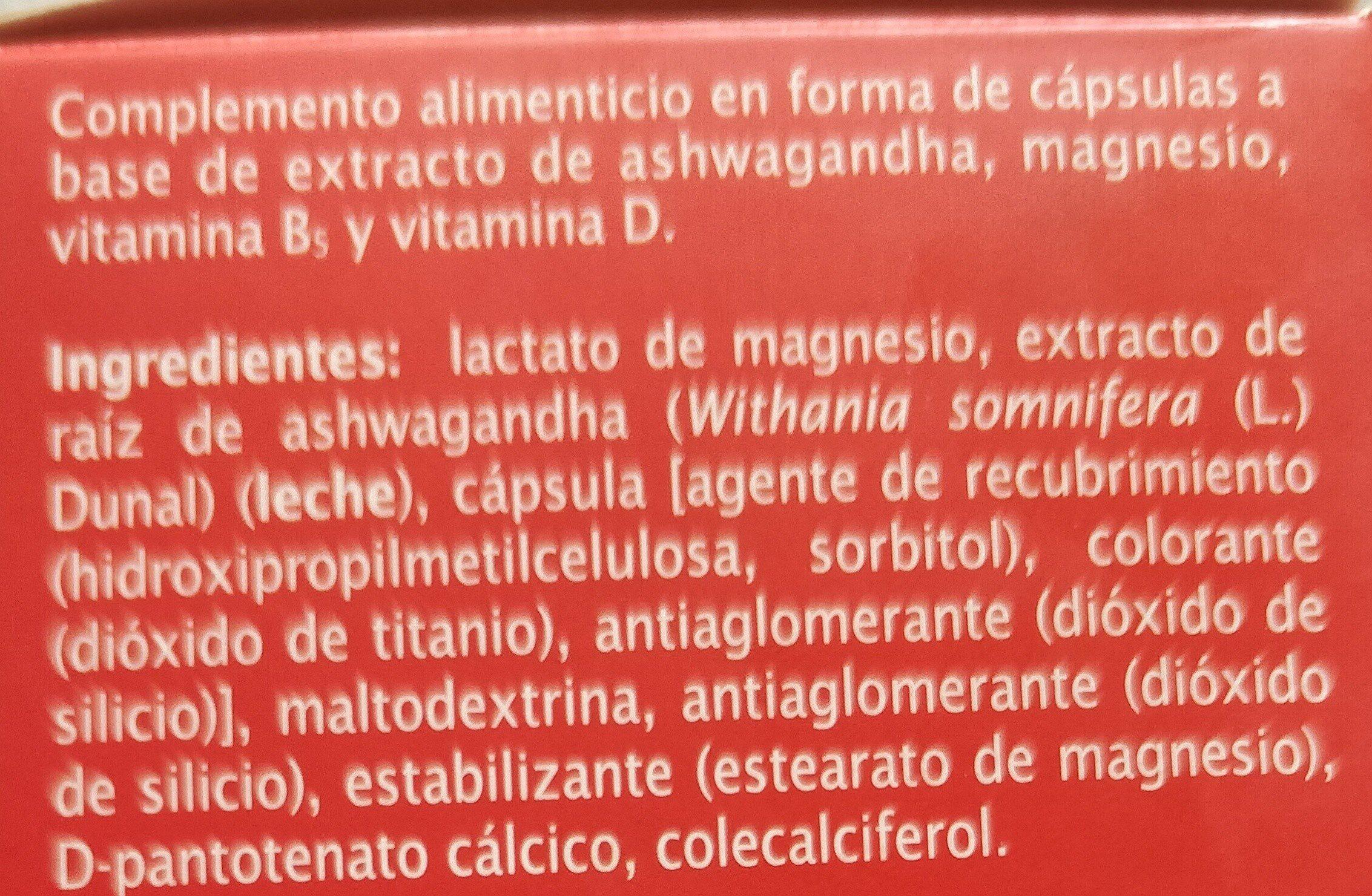vitanatur vital-energy - Ingredientes - en