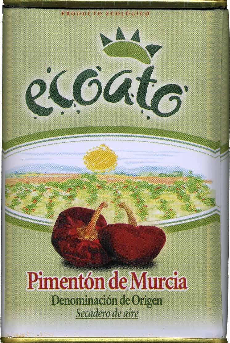 Pimentón dulce Origen Murcia - Producto