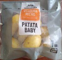 Patatas - Producte