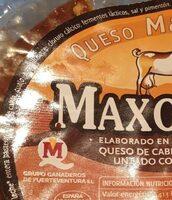 Queso de cabra semicurado untado con pimentón - Ingredientes - es