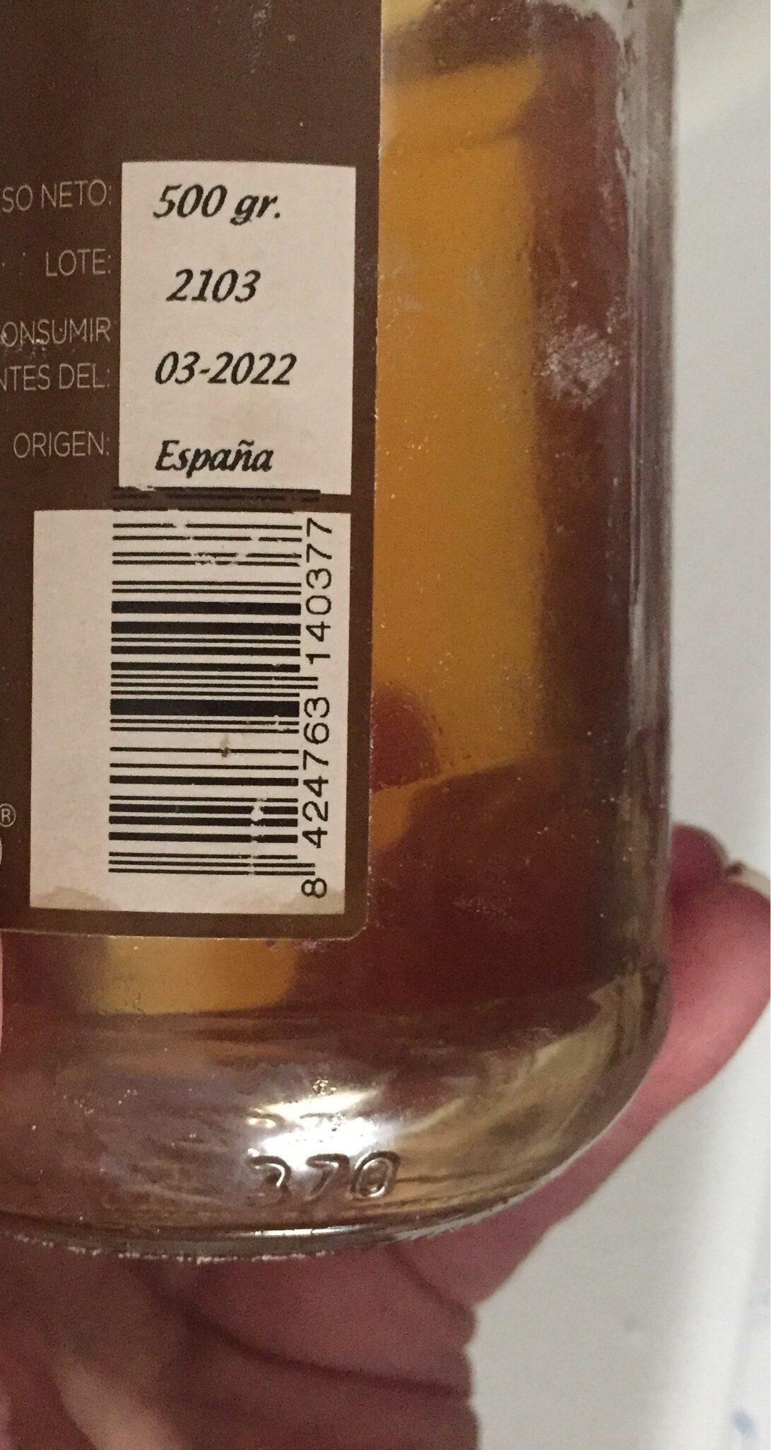 Miel tomillo arte sano - Producto - es
