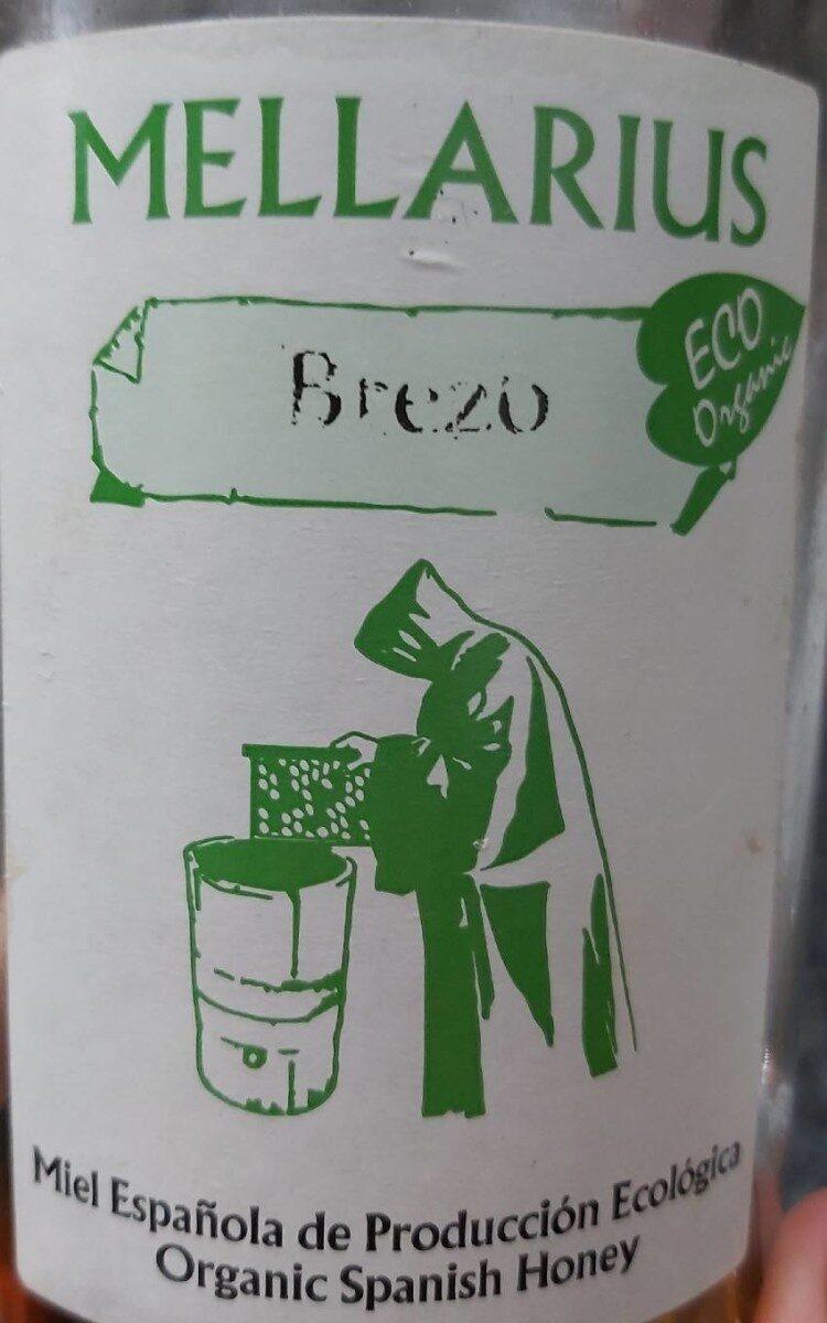 miel de brezo - Producto - es