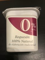 Requesón 100% natural - Producto