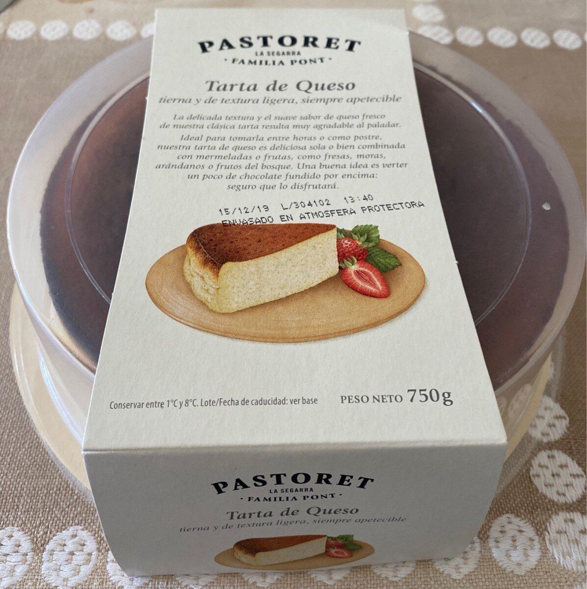 Tarta de queso - Producto - es
