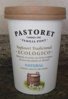 Yoghourt Traditional Ecológico - Producto