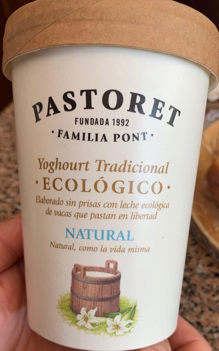 Yoghourt Traditional Ecológico - Produit