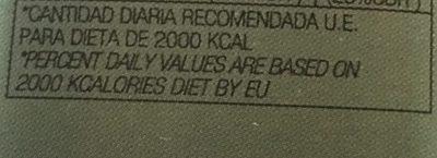 Vallejo - Ingrediënten