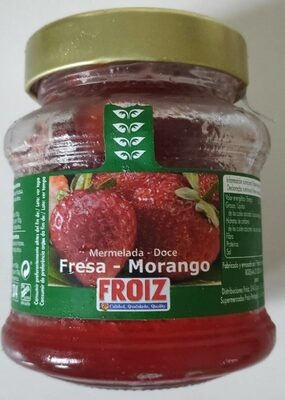 Mermelada fresa Morango