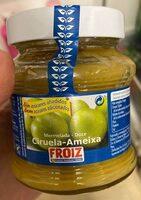 Mermelada de ciruela s/azúcares añadidos - Product