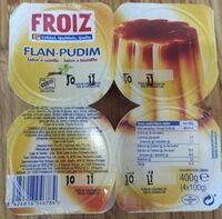 Flan - pudim vainilla - Producto - es