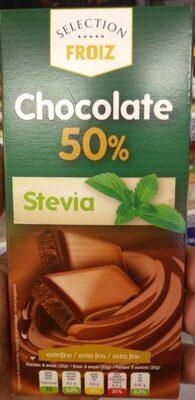 Chocolate 50% stevia