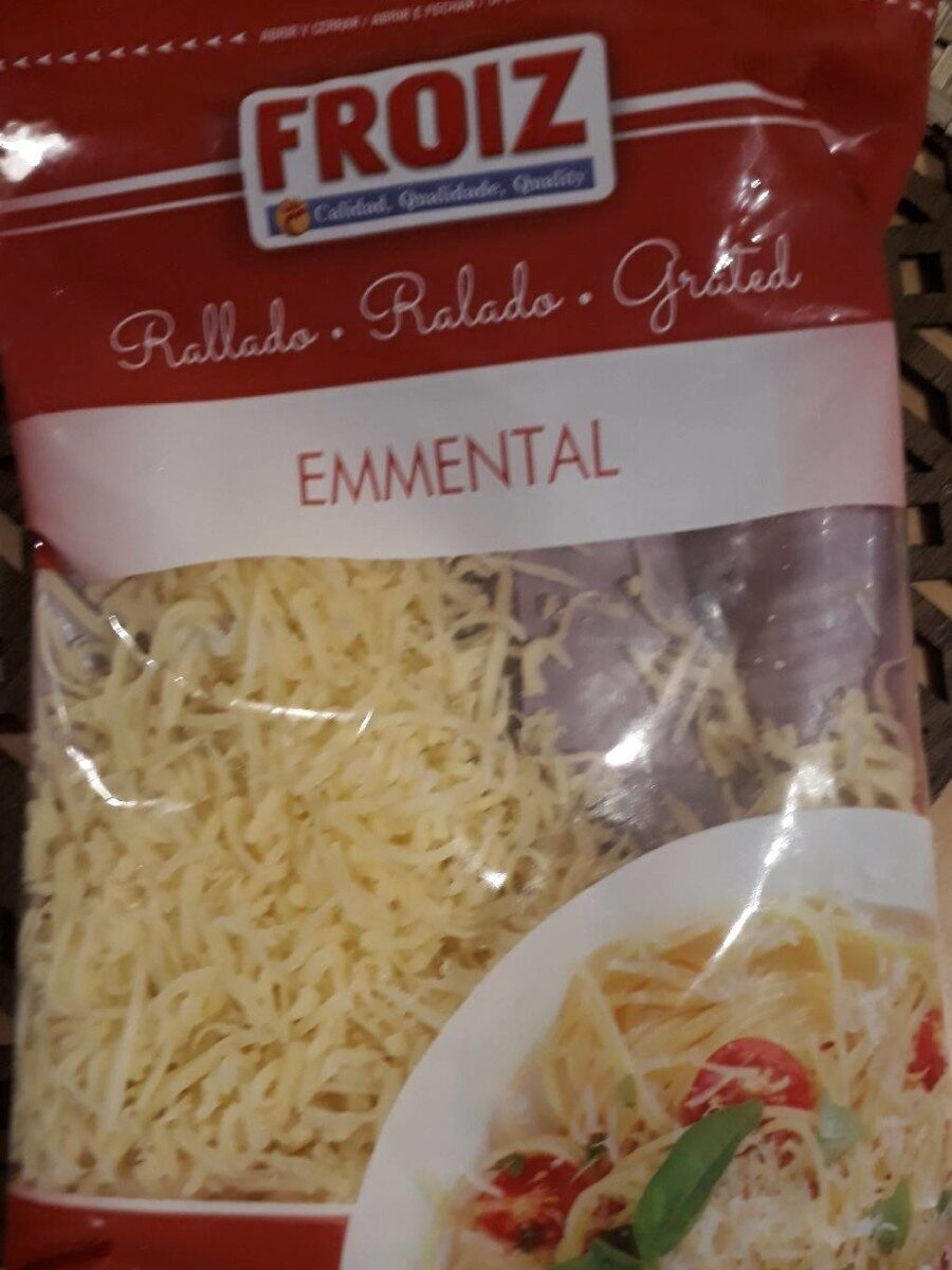 Queso Emmental - Producto