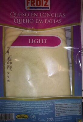 Queso en lonchas light