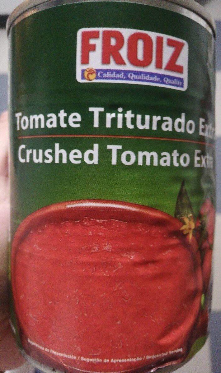 Tomate triturado extra - Producto