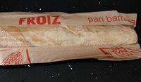Pan barra gallega - Product - es