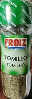 Tomillo - Producte