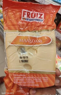 Queso Maasdam - Product - es