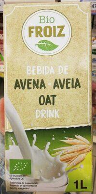 Bebida de avena - Produit