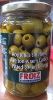 Aceitunas sin hueso - Product