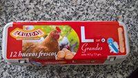 Huevos cat L - Product - es