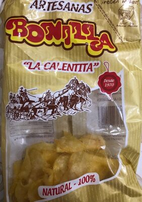 Patatas Fritas Artesanas Bonilla La Calentina