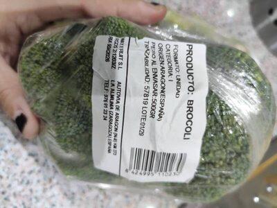 Brócoli - Ingredients - es