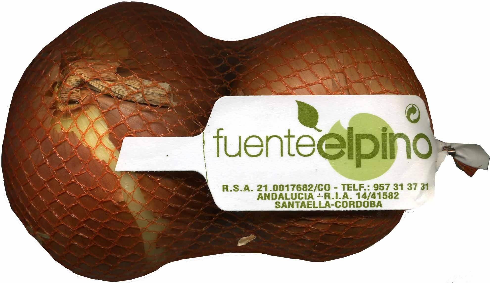 """Cebollas """"Fuente El Pino"""" - Producte"""