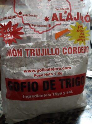Gofio de Trigo - Product - es
