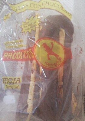 Rosquillas chocolate